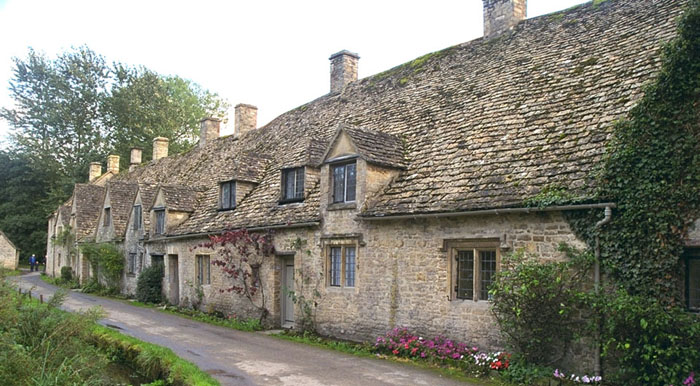 Historic English Limestones