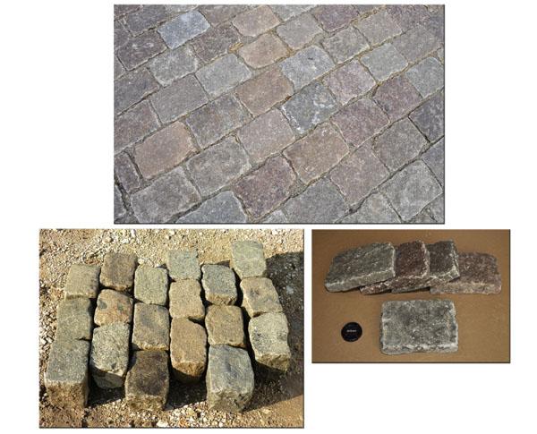 Reclaimed Cobblestones