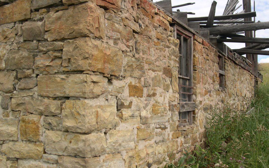 Montana's Homestead-Era Stone Buildings