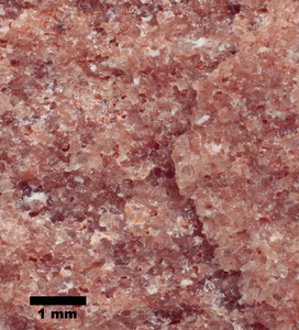 What Makes Red Sandstone Red?