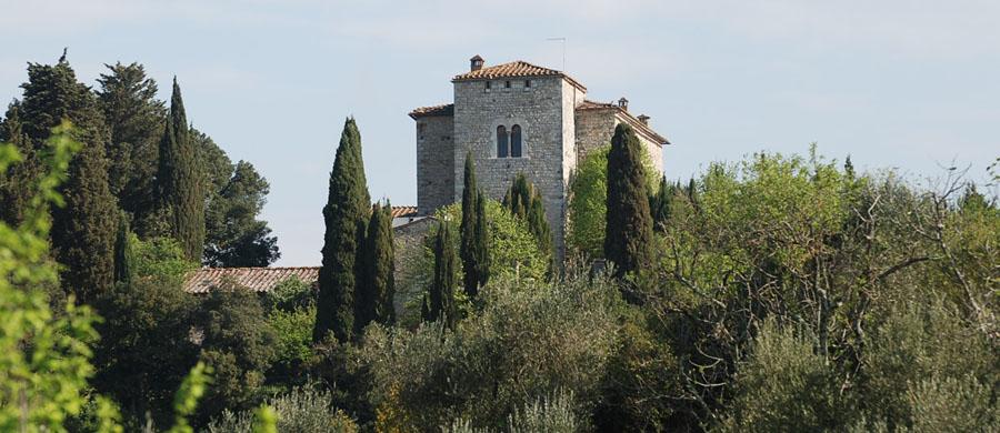 Stone Masonry in Tuscany