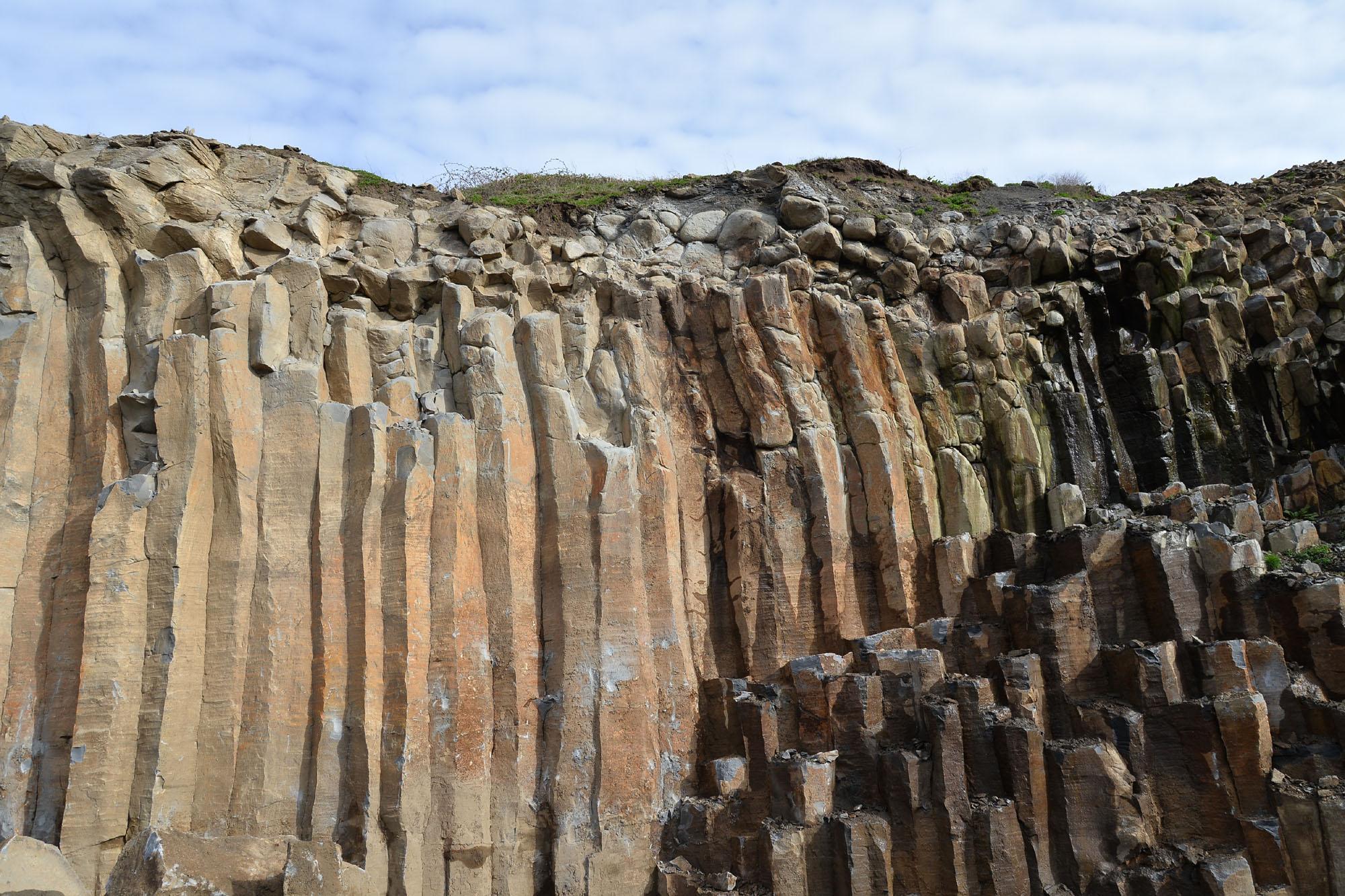 Basalt quarry 8309