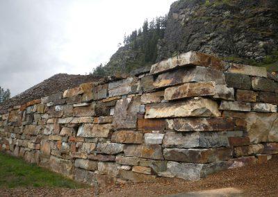 Cabinet Gorge boulders 12280