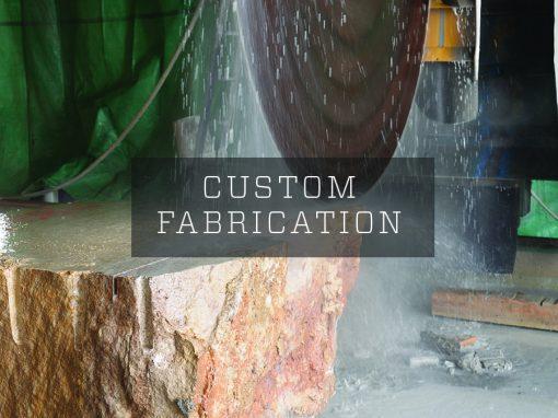 Homepage Custom Cut