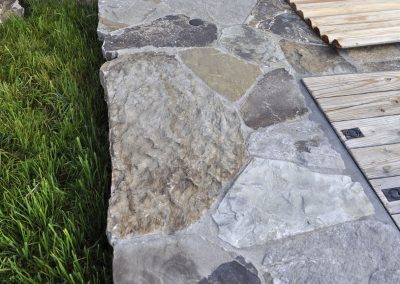 Deep Creek flagstone 16587