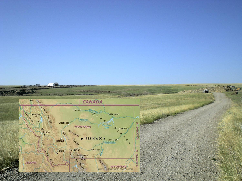 Frontier quarry location 1058