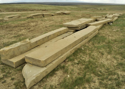 Frontier raw slabs 0275