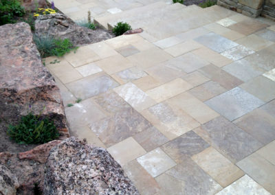 Frontier sawn-edge pavers 6233