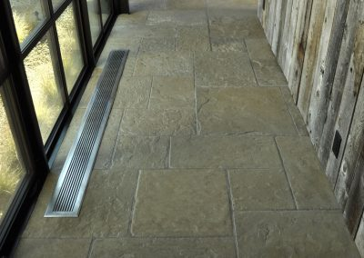 Frontier tumbled pavers 11103