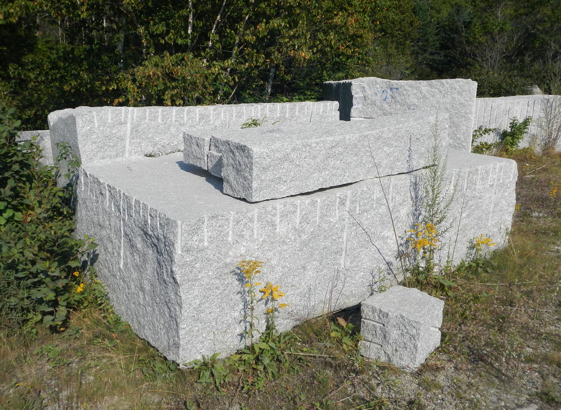 Granite quarry 16206