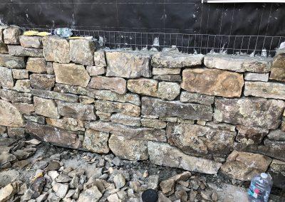 Moss Rock full thickness veneer 6759