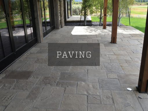 Homepage Pavers