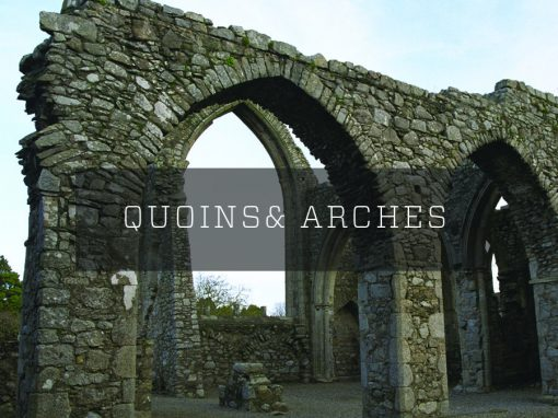 Quoins and Arches