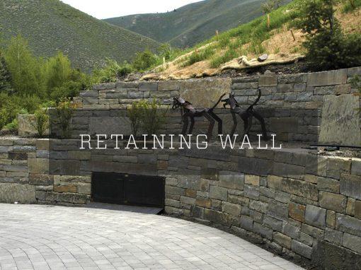 Retaining Wall Stones