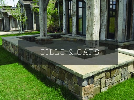 Sill and Cap