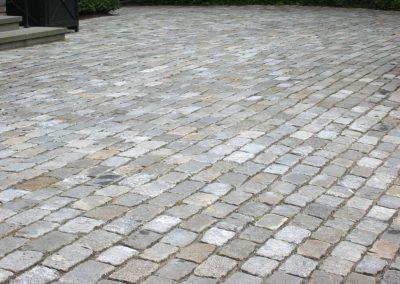 Reclaimed cobblestones 0963
