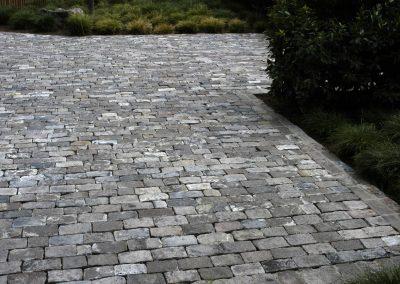 Reclaimed cobblestones 1408