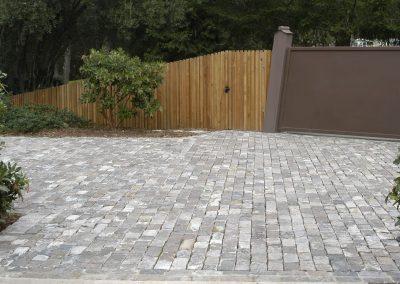 Reclaimed cobblestones 1416