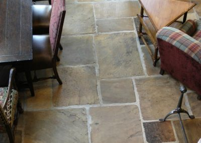 Antique Yorkshire Flagstone 0551