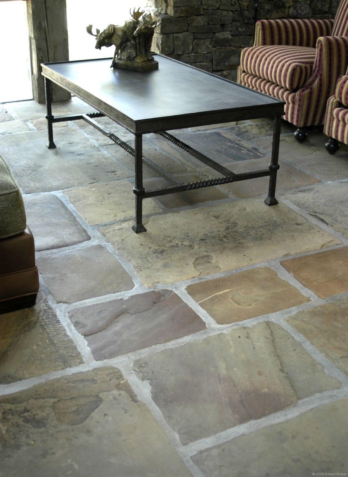 Antique Yorkshire Flagstone Select Stone