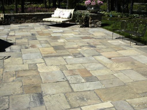 Antique Yorkshire Flagstone
