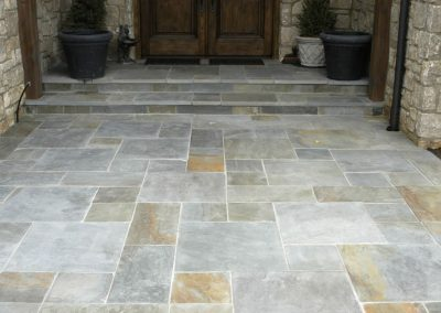 Bluestone natural cleft pavers 1406