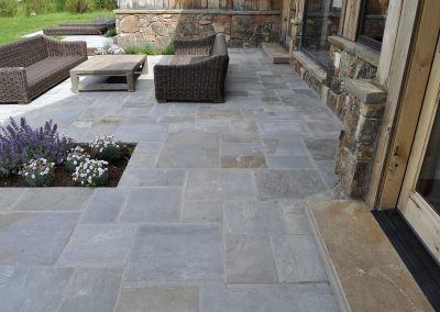 Bluestone natural cleft pavers 2788