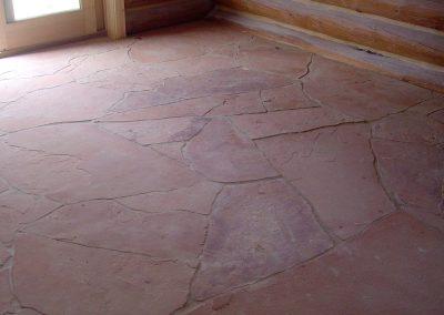 Colorado Red flagstone 00001