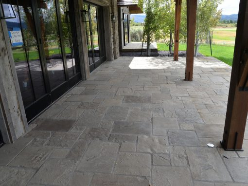 Frontier® Chopped Pavers