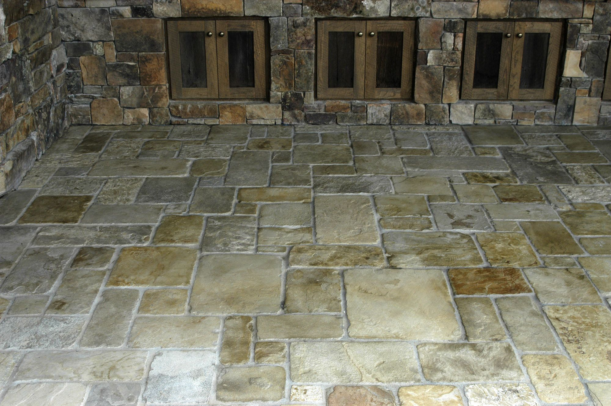 Frontier 174 Chopped Pavers Select Stone