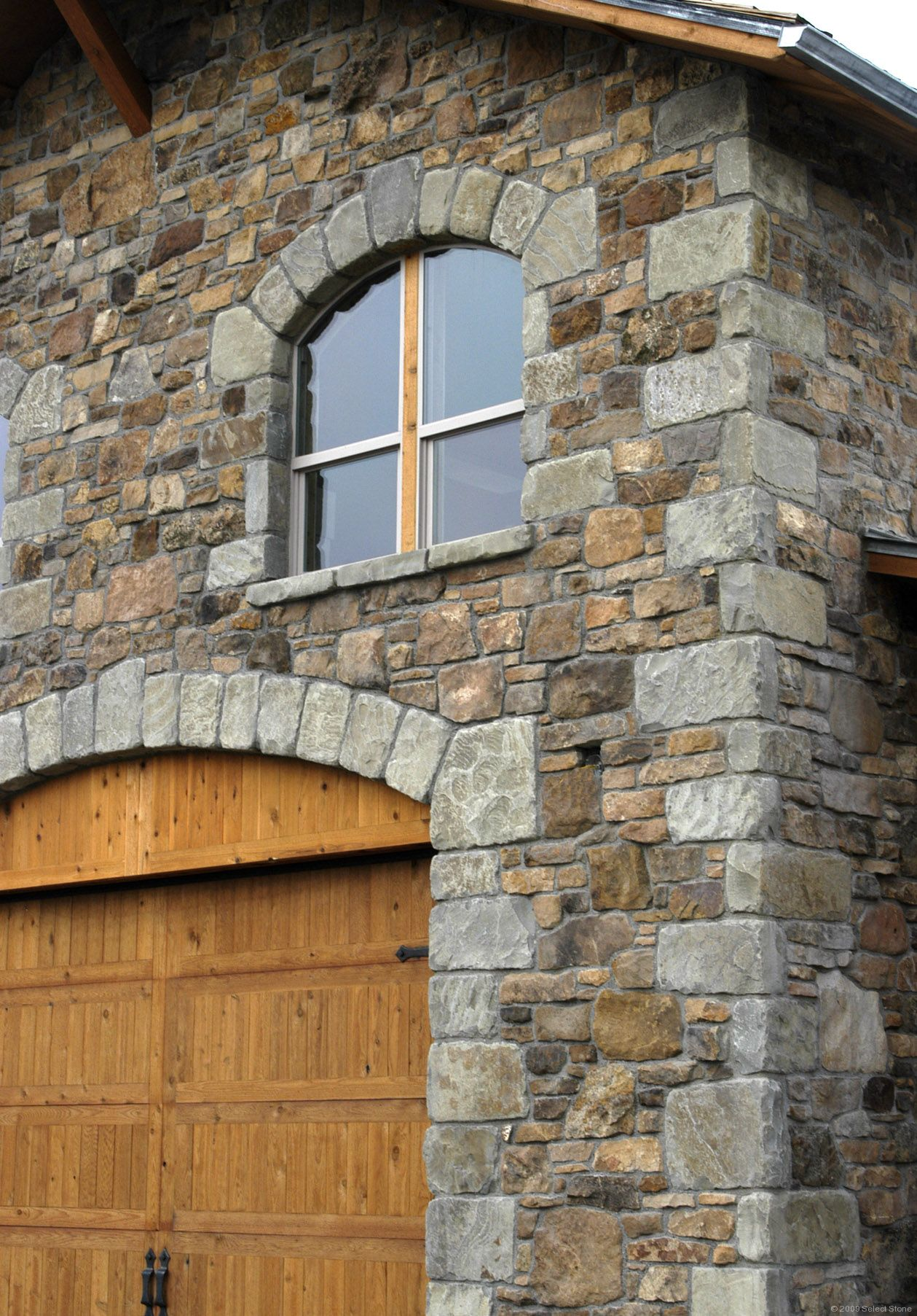 Quoins And Arches Select Stone