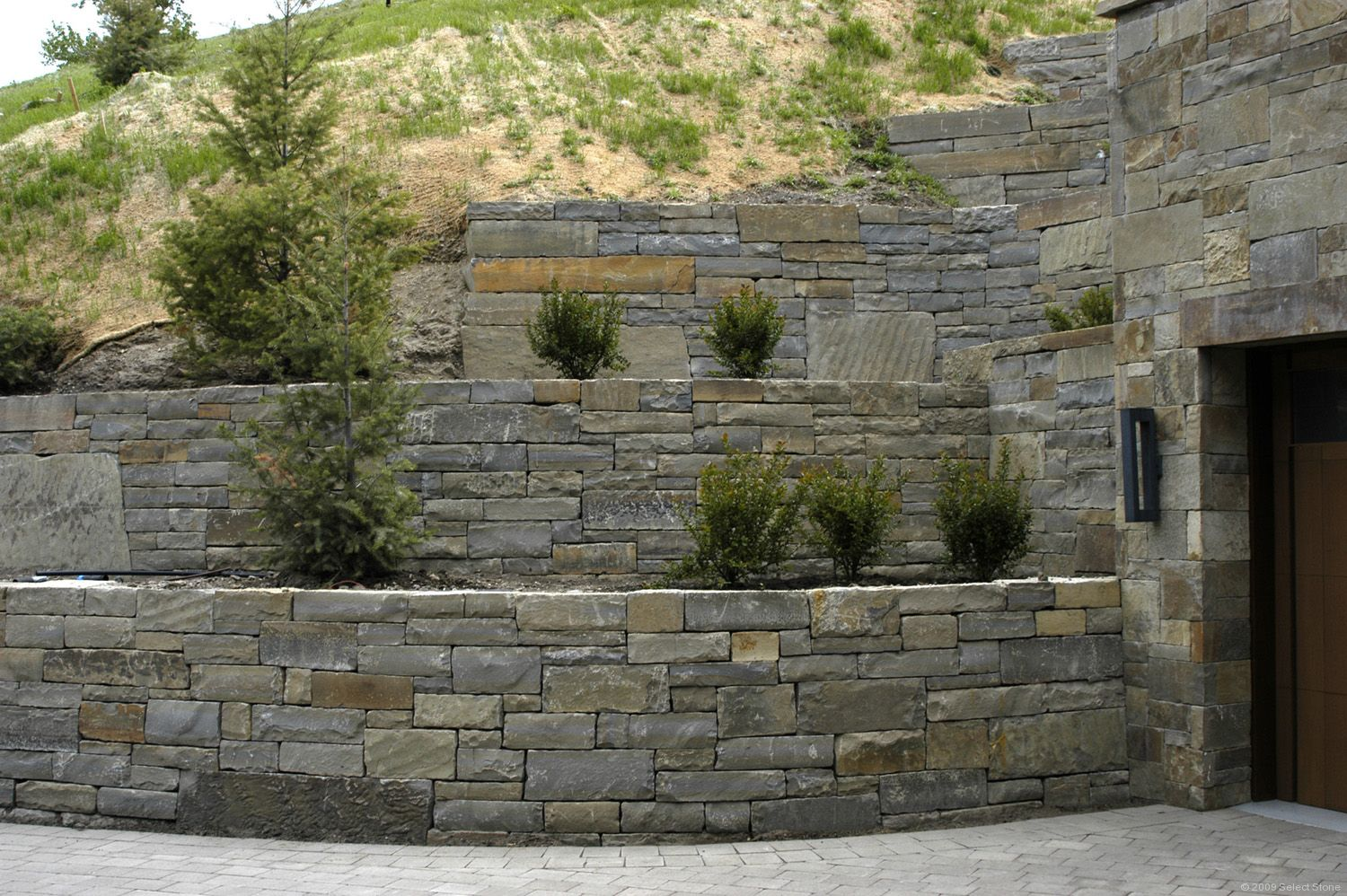 Frontier 174 Dry Stack Select Stone