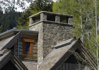 Frontier chimney cap 5123