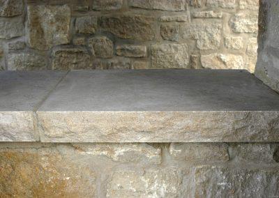 Glen Rose sawn cap 5944