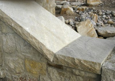 Glen Rose sawn cap 5947