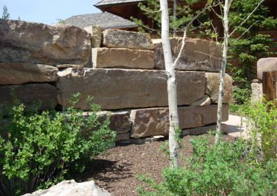 Prairie Fieldstone boulders 4984