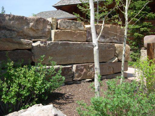 Prairie Fieldstone Boulders