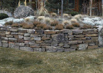 Prairie Fieldstone Dry Stack 1842