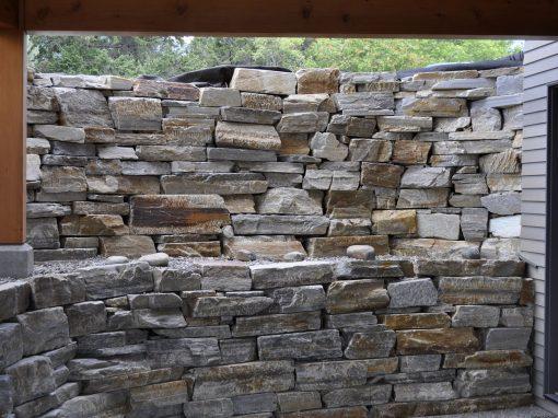 Quartzite Dry Stack