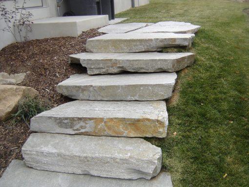 Quartzite Treads