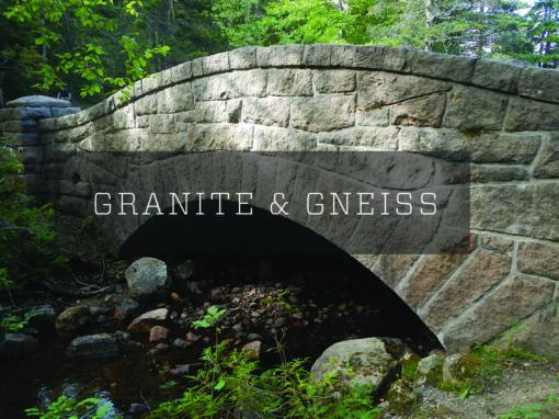 Granite and Quartzite