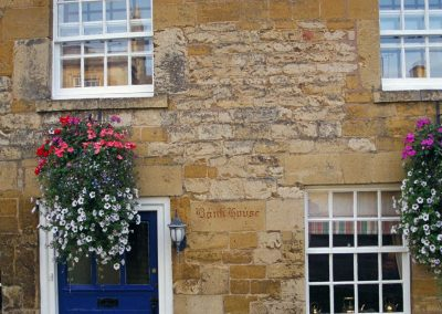 Details of stonework in Chipping Campden.
