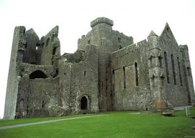 The Rock of Cashel in County Tipperary.