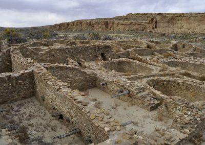Pueblo Arroya at Cahco Canyon.