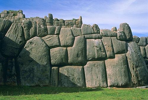 Sacsayhuman in Peru