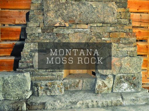 Montana Moss Rocks