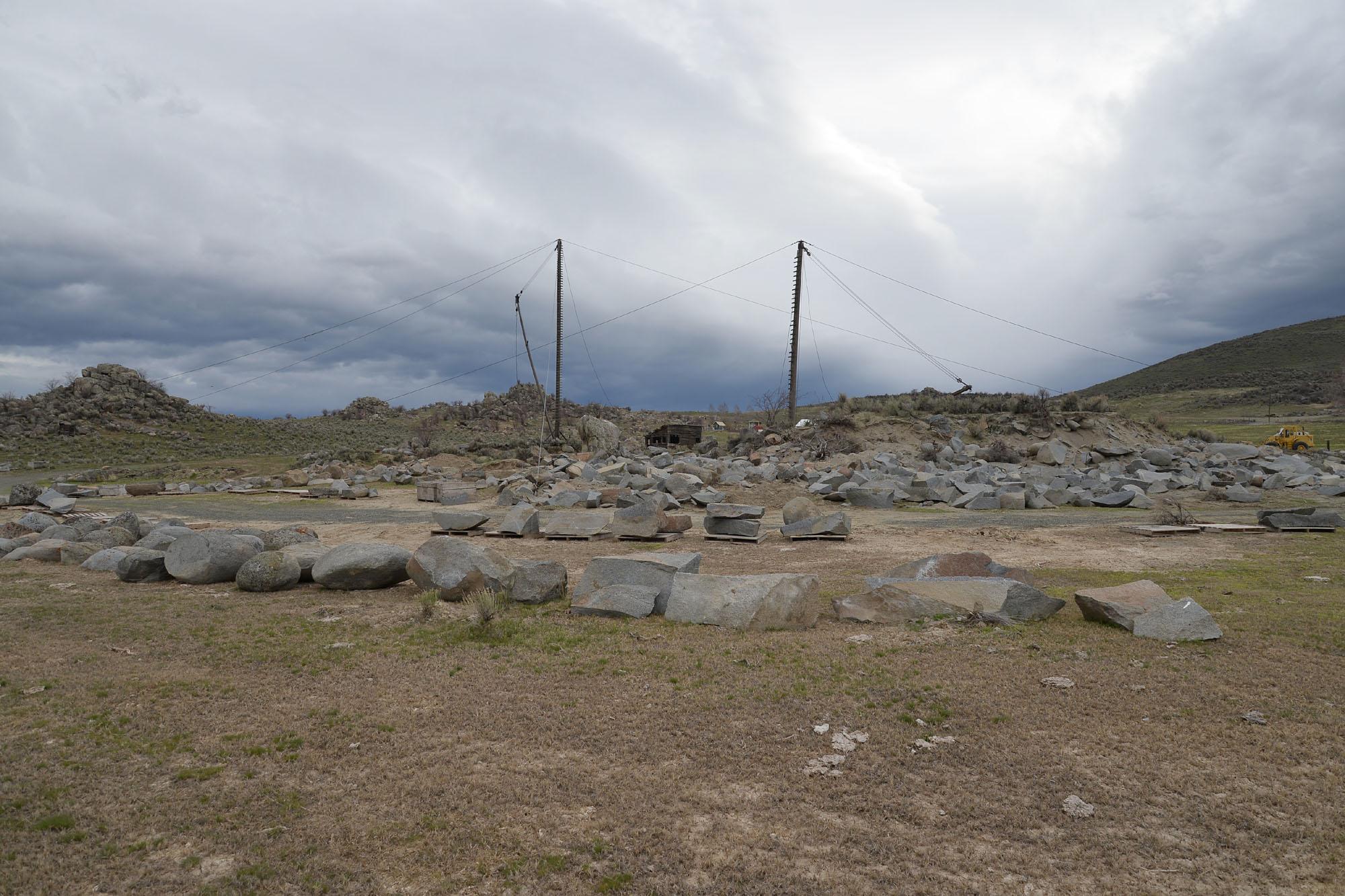 Granite quarry 8319