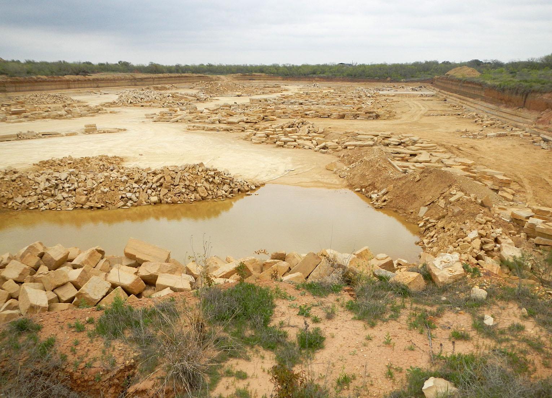 Limestone quarry 17958