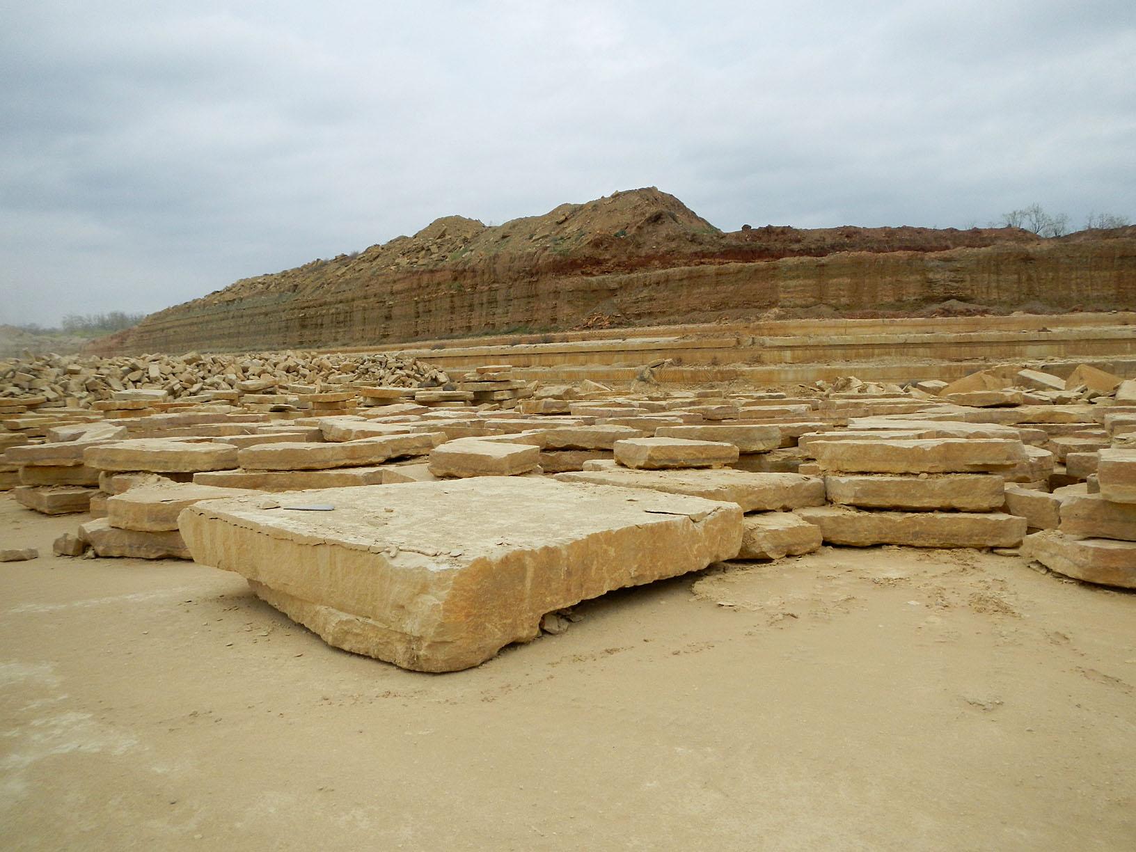 Limestone quarry 17962