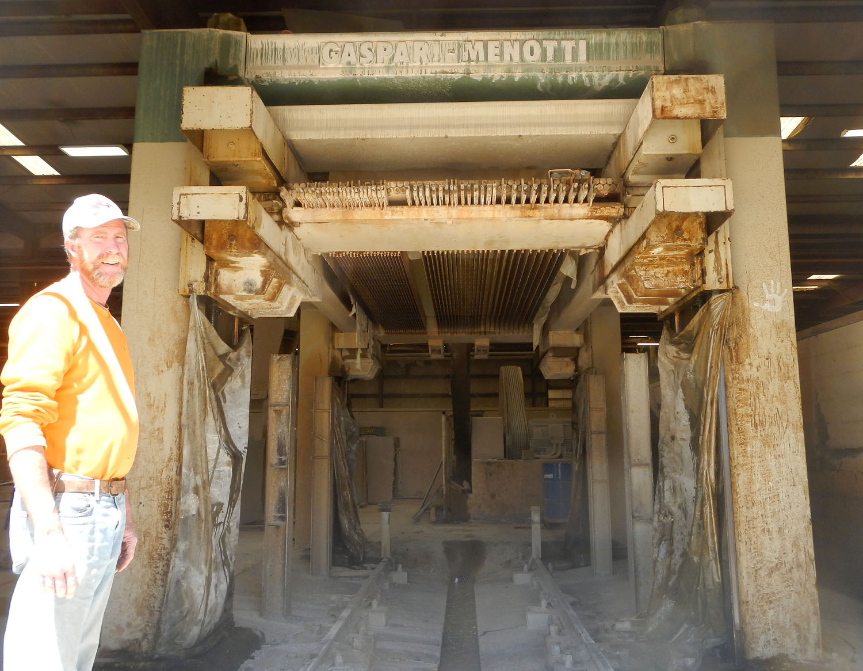 Limestone quarry 17989
